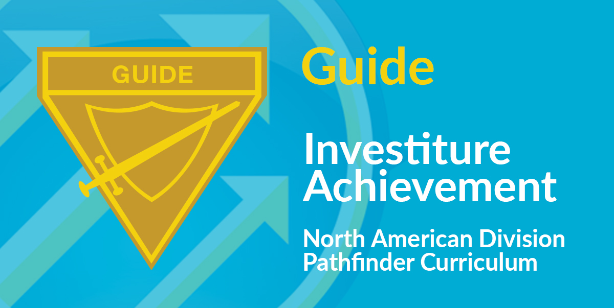 Guide Level | Pathfinder Investiture Achievement